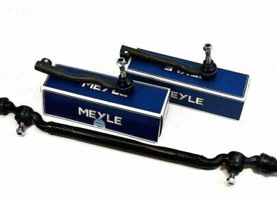 Spojovacia tyč riadenia + 2x hlava/čap spojovacej tyče predná náprava Maxgear BMW 535 540 M5 E39