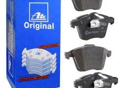 Brzdové platničky zadné ATE VW GOLF V + VI, PASSAT, SHARAN, TIGUAN, SEAT