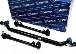 3x spojovacia tyč predná náprava Meyle BMW 5er E34