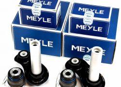 2x rameno zadné so silentblokmi v HD prevedení Meyle BMW 5er E39 E60 7er E38 E65