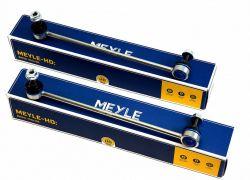 2x stabilizátor predný zosilnený Meyle VW GOLF 5 6 7
