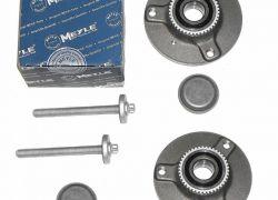 2x Ložisko kolesa predná náprava + ABS krúžok SMART