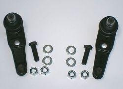 2x Zvislý nosný čap predný Mazda 323 Typ BA, BG
