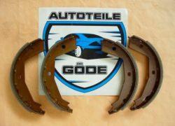 Brzdové čelisti na buben Peugeot 806