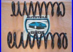 2x pružiny zadní zesílené BMW E38