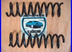 2x pružiny přední Mercedes C208 od r.v. 06.1997