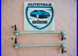2x stabilizátor přední zesílený Fiat Punto / Grande Punto + Punto Evo