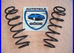 2x pružiny zadní Audi A2 od: 02.00-08.05