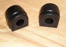 2 gumo kovove uložení stabilizátoru všechny BMW E53 X5 přední náprava