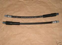2x brzdová hadice zadní BMW E38