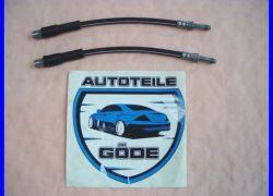 2x brzdová hadica zadná BMW E39