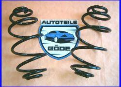 2x pružiny zadné Opel Astra G od r.v. 02.1998