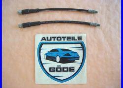 2x brzdová hadica zadná BMW E60 + E61