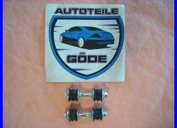 2x Stabilizátor spojovacej tyče predná náprava  Peugeot 107