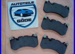 Brzdové platničky predné Audi A6 RS6 quattro