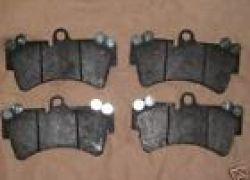 Brzdové platničky predné VW Touareg, Porsche Cayenne, Audi Q7