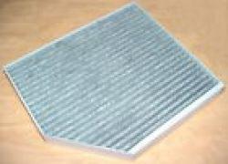Peľový filter s vysokým uhlím Audi A4 od : 11.2007