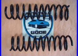 2x pružiny zadné zosilnené Volvo V40 Kombi od r.v. 05.1999