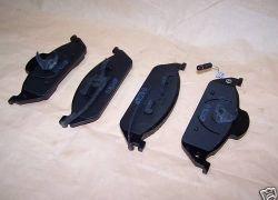 Brzdové platničky predné Mercedes ML W163  od r.v. 02.1998-08.2000