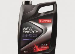 CHAMPION OIL Champion New Energy 5W40 5L 300005