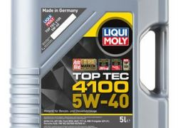 LIQUI MOLY Motorový olej 3701