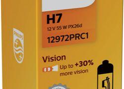 PHILIPS ZIAROVKA 12V H7 +30% PHILIPS 12972PRC1