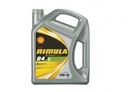 SHELL Shell Rimula R4 L 15W40 4l. 155004