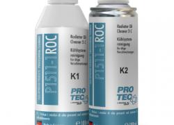 Protec PROTEC - Radiator Oil Cleane K1+K2 Čistič chladiča 188 ml + 188 ml P1511-1
