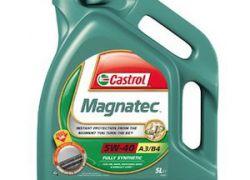 CASTROL OLEJ CASTROL 5W40 MAGNATEC A3/B4 5L 194060100