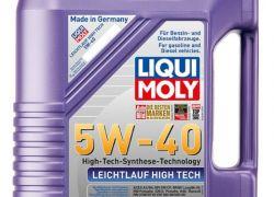 LIQUI MOLY OLEJ LM 5W40 5L leichtlauf nigh tech LM3864
