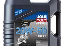 LIQUI MOLY Motorový olej 1696