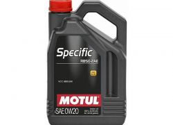 MOTUL MOTUL 0W20 Specific RBS0-2E 5L 106045