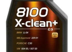 MOTUL MOTUL 5W30 8100 X-CLEAN+ 1L 106376