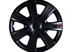 GORECKI Puklice VR carbon/black 15' VR15B
