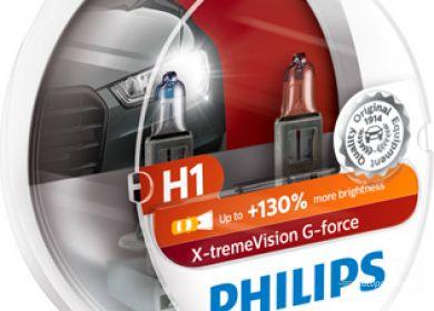 PHILIPS Žárovka, hlavní světlomet 12258XVGS2