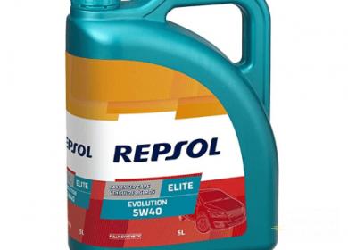 REPSOL REPSOL 5W40 ELITE EVOLUTION 5L RP141J55