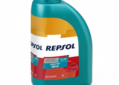 REPSOL REPSOL 5W40 ELITE EVOLUTION 1L RP141J51