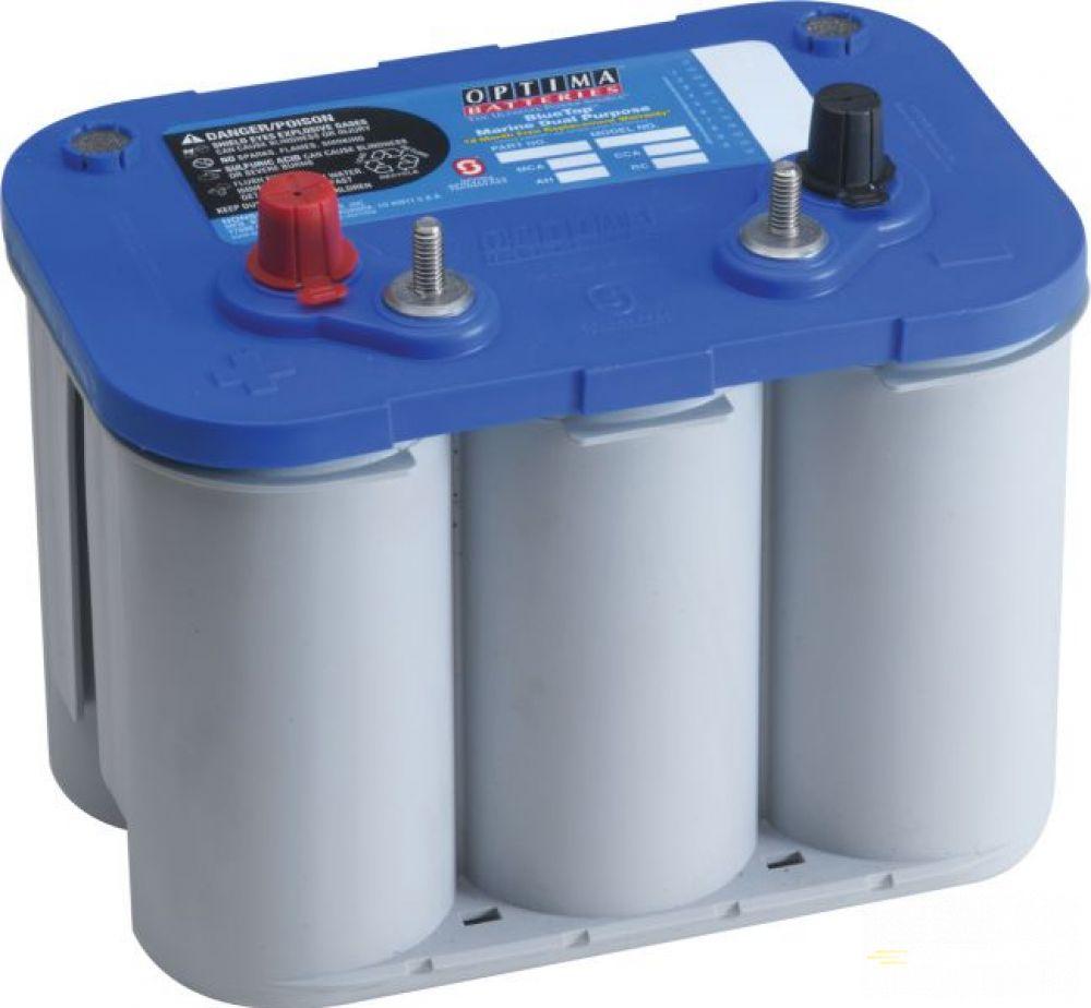 Batéria Bluetop Optima 50Ah
