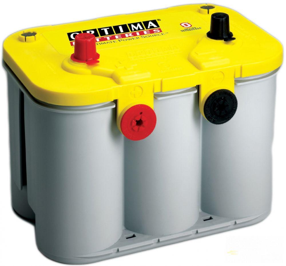 Batéria Yellowtop Optima  55Ah