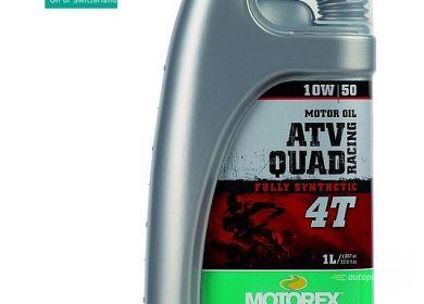 Motorový olej MOTOREX ATV QUAD 4T 10W50, 1L