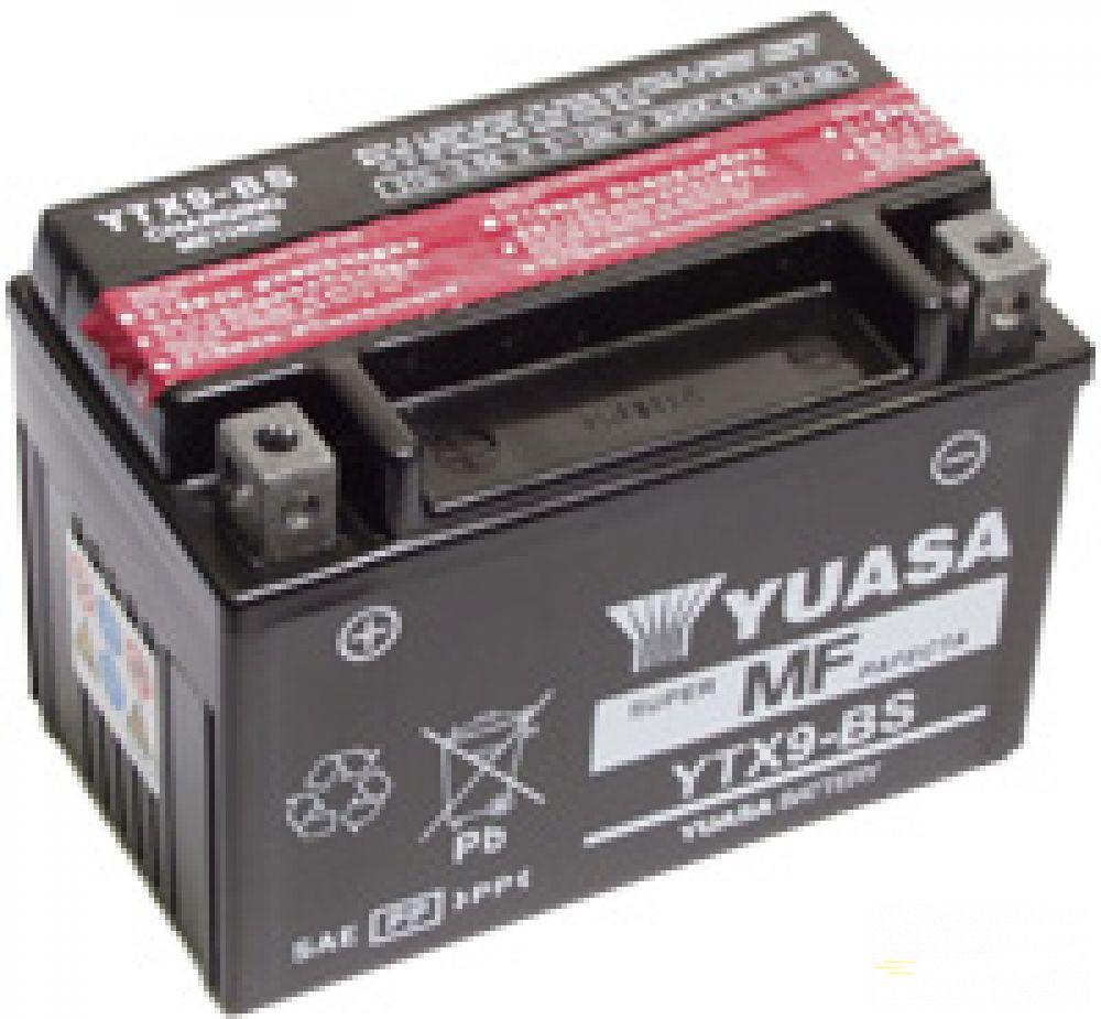 Batéria YUASA 12V YTX9-BS, 8Ah