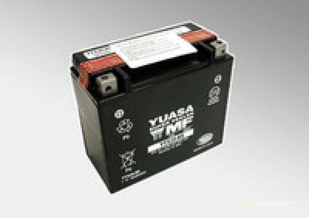Moto batéria YUASA 12V YTX12-BS