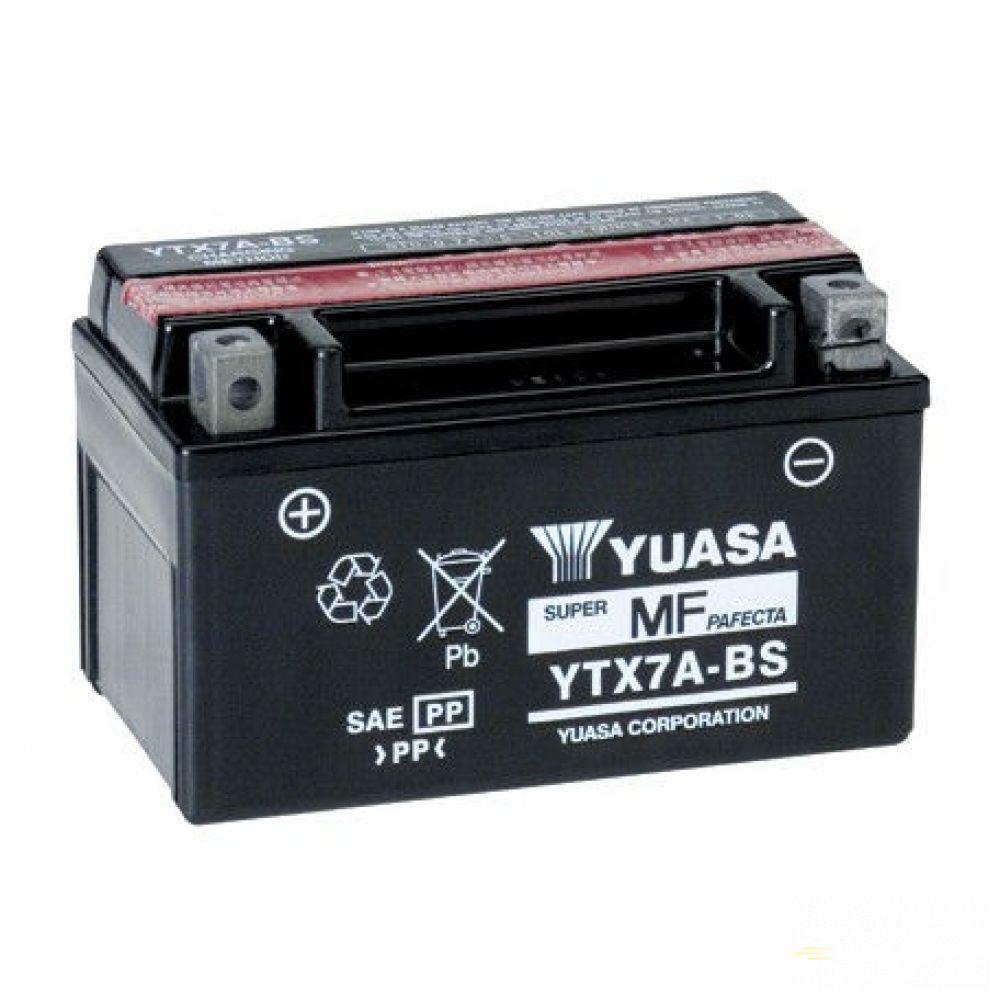 Batéria YUASA 12V YTX7A-BS, 6Ah