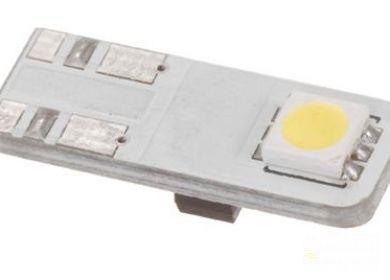 LED autožiarovka HL 319, T10, 2ks
