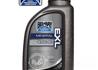 Motorový olej BEL RAY EXL Mineral 4T 10W-40 1l