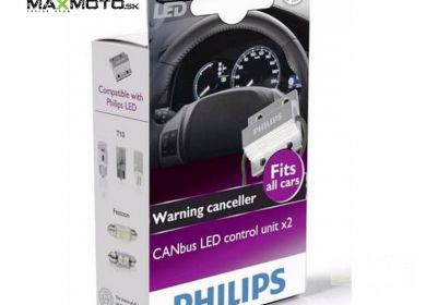 Canbus Led control 5W 12V 12956X2 Philips