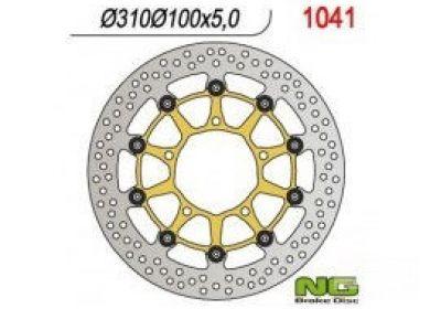 Brzdový kotúč pred. NG1041 SUZUKI GSX-R 600/650/750/1000