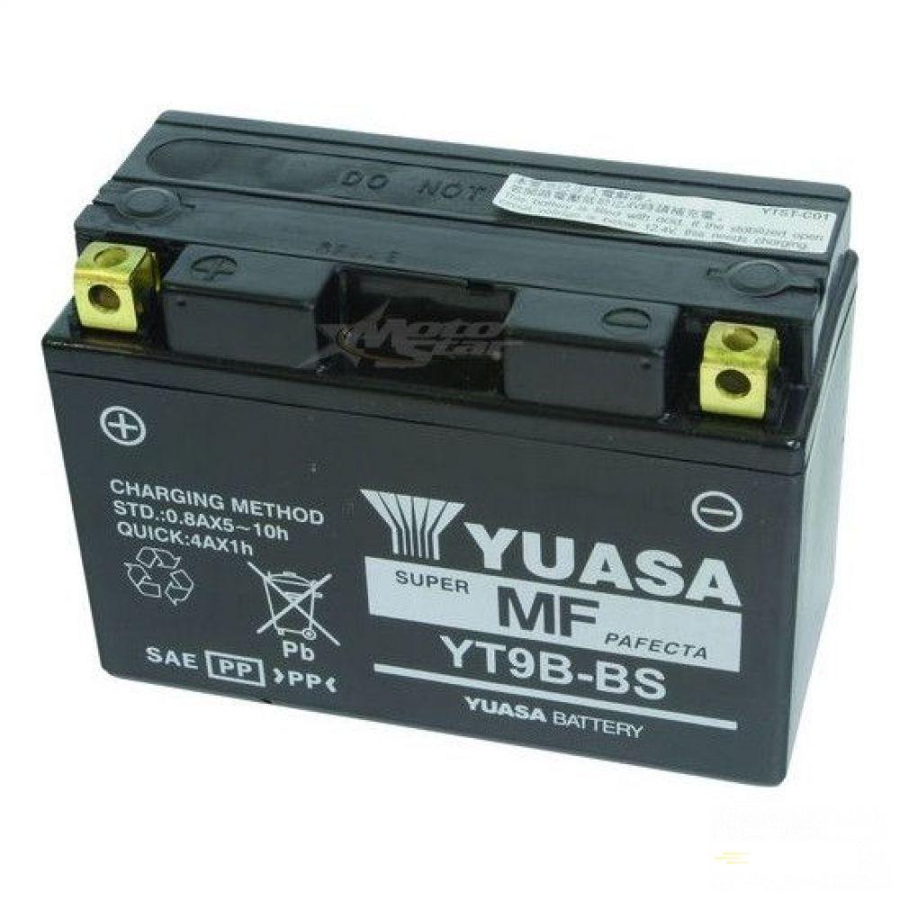 Batéria YUASA 12V YT9B-BS, 8Ah