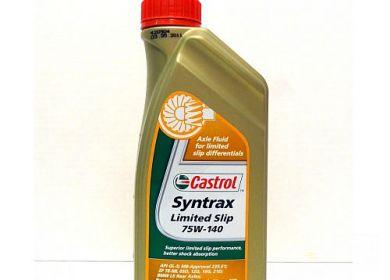 Prevodový olej Castrol Syntrax Limited Slip 75W-140 /SAF - XJ/ 1