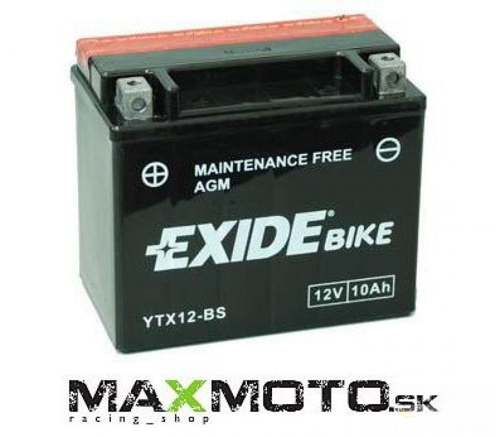 Batéria EXIDE YTX12-BS